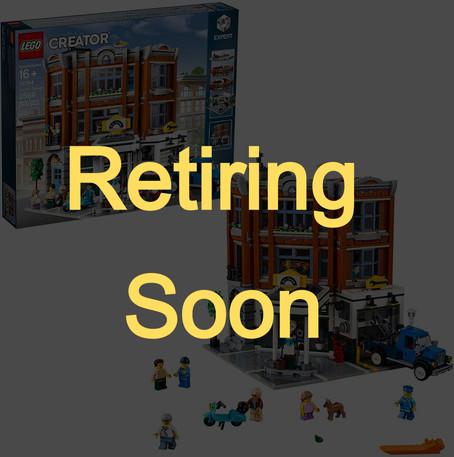 LEGO Sets Retiring in 2021:  Creator Expert