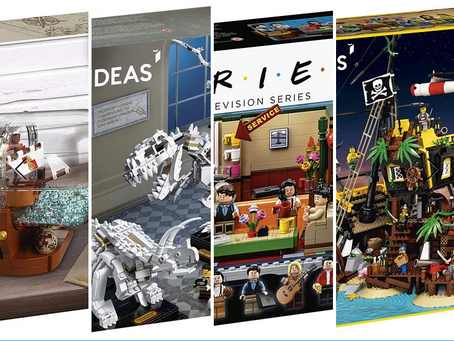 LEGO Sets Retiring in 2021: Ideas