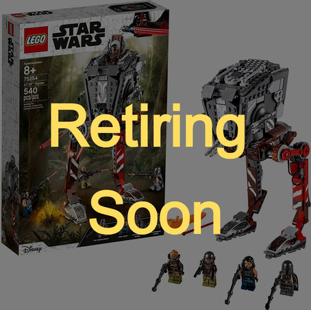 LEGO Sets Retiring in 2021: Star Wars