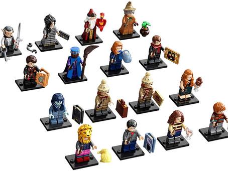 LEGO Harry Potter™ Series 2 Minifigures at Amazon