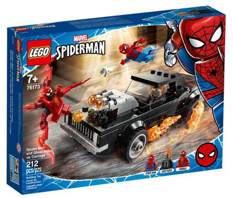 LEGO Marvel 2021 Set Images