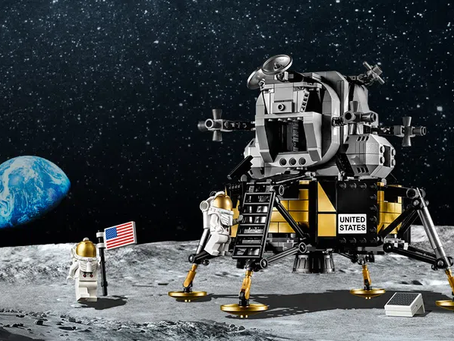 LEGO Ideas: Out of this World Space Build Competition