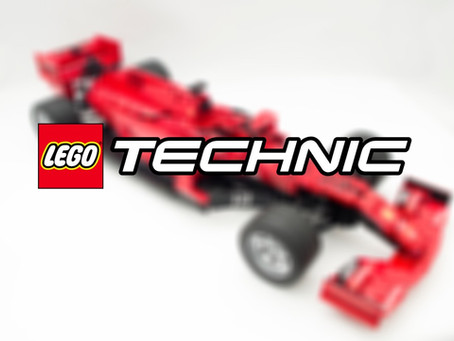 LEGO Technic Sets Coming in 2022
