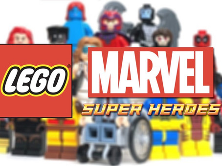 LEGO Marvel Sets Coming in 2022