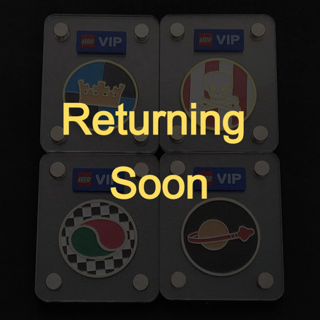 LEGO VIP Collectable Coins Will Return: Official Statement from LEGO