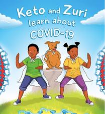 Roche and partners release COVID-19 children's book