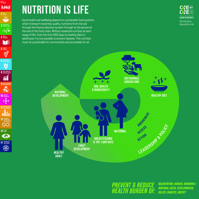 Nutrition Is Life