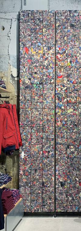 Mur Jules X FabBRICK