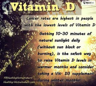Vitamine D; wat doet het?