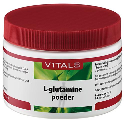L-Glutamine poeder (200g)