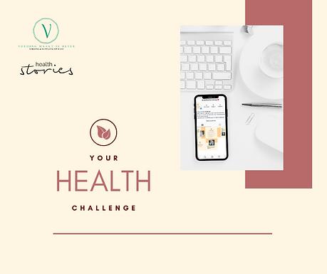 Instagram Health Challenge