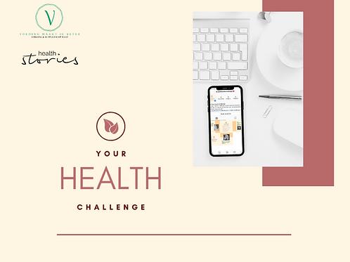 Health Challenge Instagram