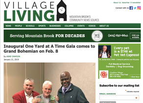 Mountain Brook prepares for LotUSA One Yard At A Time gala