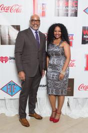 Cornelius Bennett             and      Valerie Jones
