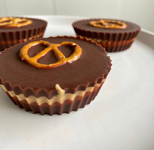 Almond or Peanut butter cup cakes