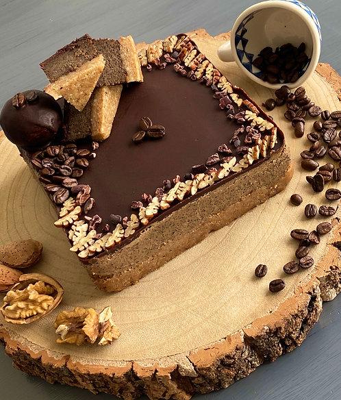 Coffee 'n' Walnut Cake
