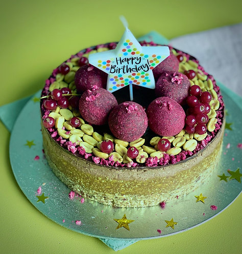 'Snickers' Cake