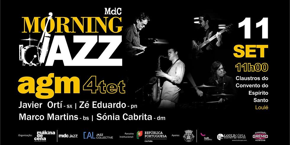 MdC Morning Jazz | Setembro