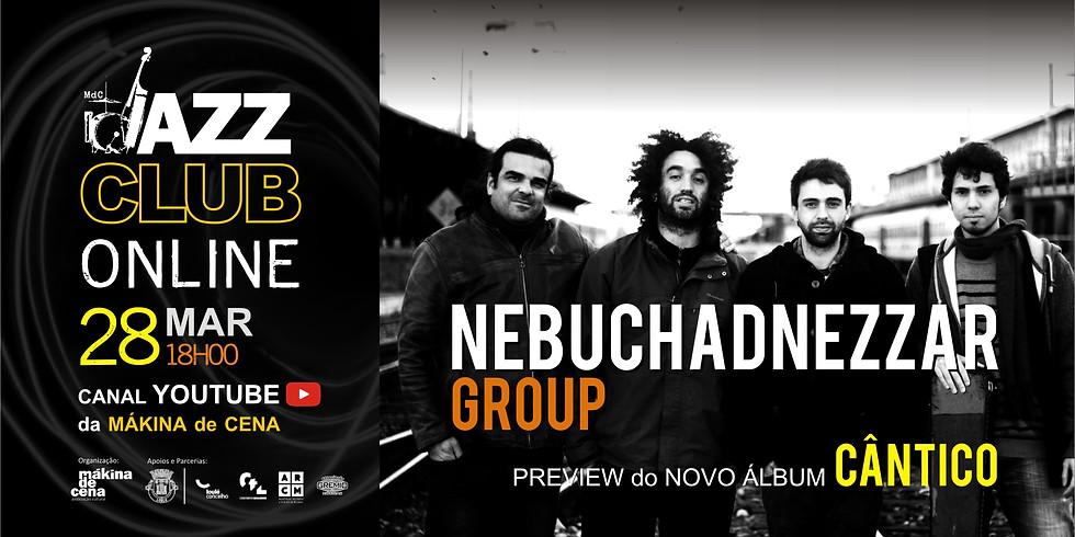 MdC Jazz Club Online Sessions | Nebuchadnezzar Group