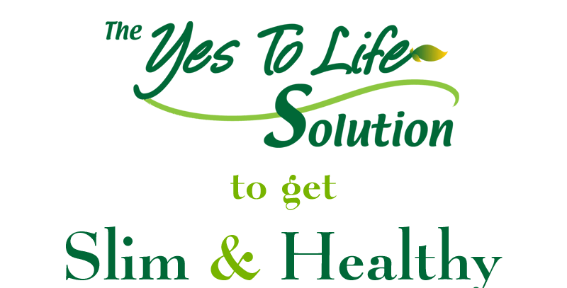 8 week Zoom & Video course: The Yes To Life Solution to get Slim & Healthy