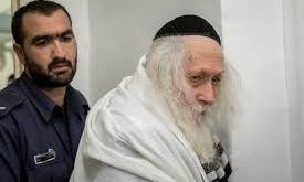 El rabino David Elazar Berland, o el mismísimo dios