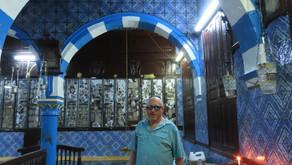 La Ghriba, la singular sinagoga de Djerba (Túnez)
