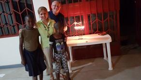 Nuestra visita a la comunidad Abayudaya en Uganda, durante Januca (2017)