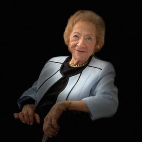 """Mi mamá, Anamaria Goldstein Z""""L. Día Internacional de Recordación del Holocausto (2020)"""