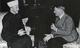 Mohamed Amin al-Huseini, Gran Mufti de Jerusalem y aliado de Hitler