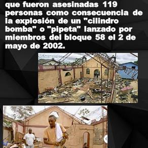 ZOOM: Comunidades de fe como víctimas del conflicto armado en Colombia.