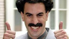 "Sacha Baron Cohen ""Borat"", Trump y Qanon"