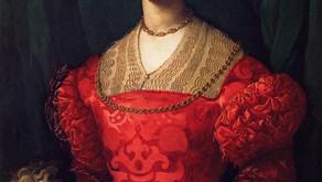 """""""La Reina Ester del siglo XVI"""" o """"La Señora"""" (HaGevirá)"""