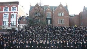 La gran labor mundial de Lubavitch: