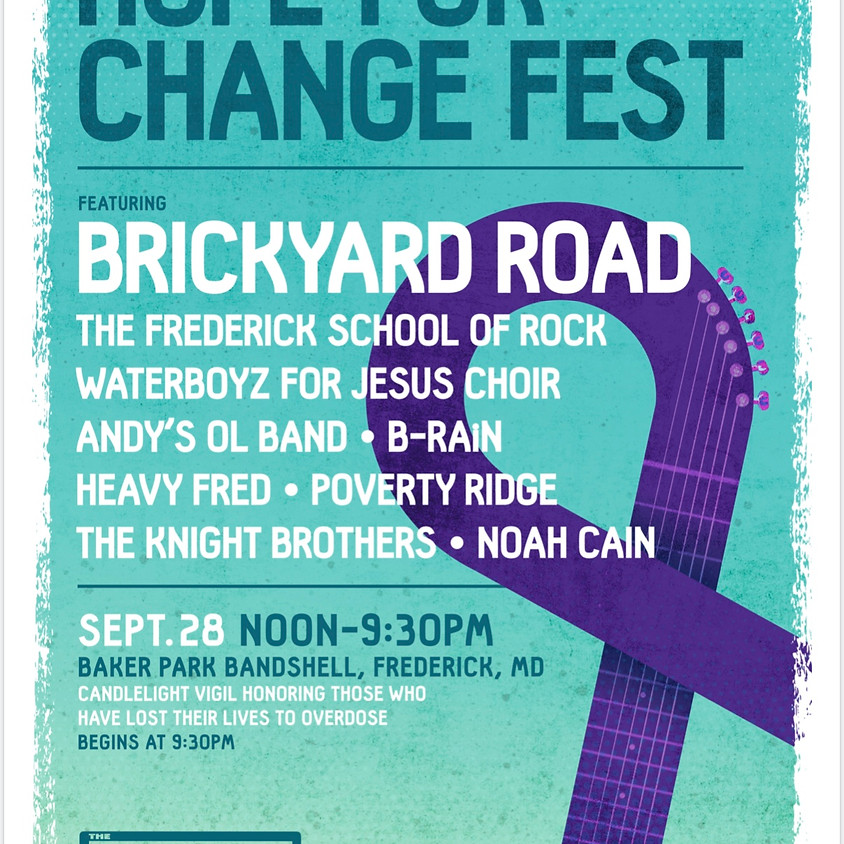 Hope for the Change Fest