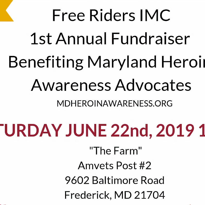 Free Riders 1st Annual Fundraiser