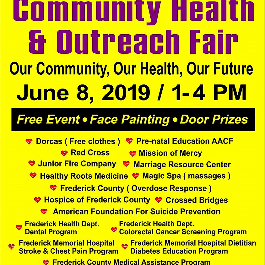 Health and Outreach Fair