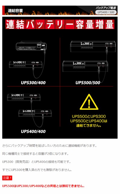ups400-009