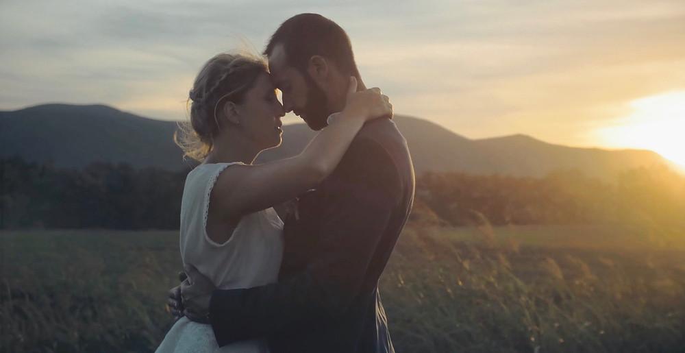 video mariage film drome