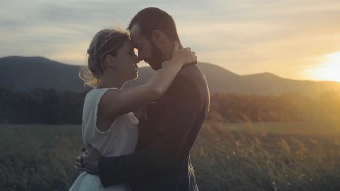 Justine + Dimitri. Le film pour bientôt. #wedding #love #plotagraph