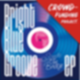 Bright Blue Groove EP art 1