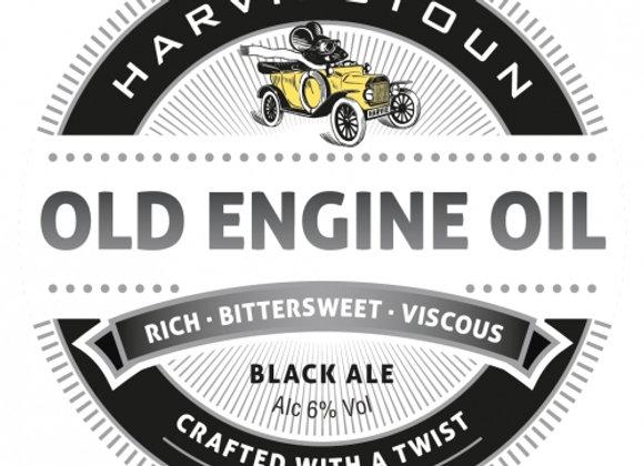 Harviestoun Old Engine Oil (Stout - Single x 11.2 oz.)