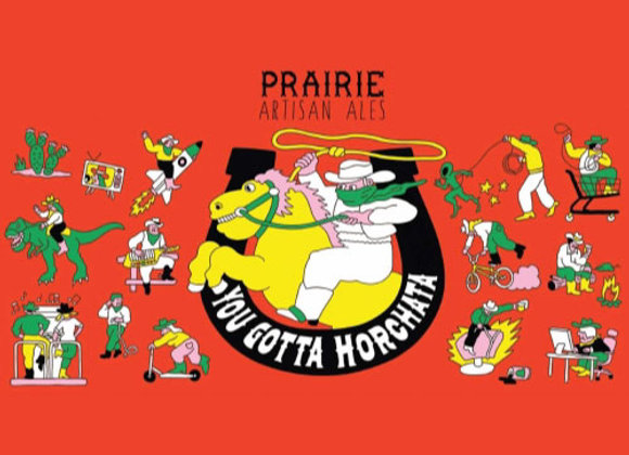Prairie You Gotta Horchata (Imperial Sweet Stout - Single x 12 oz.)