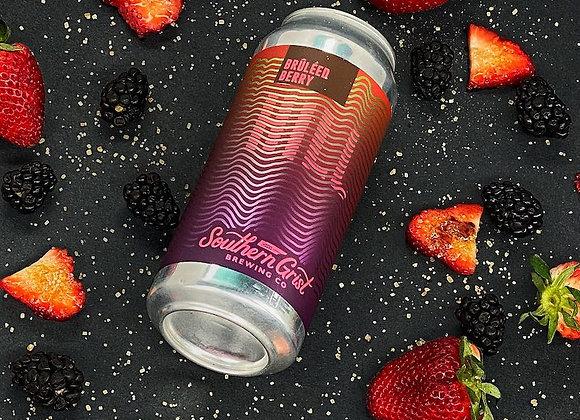 Southern Grist Brûléed Berry Hill (Fruited Sour Ale - 4 Pack x 16 oz.)