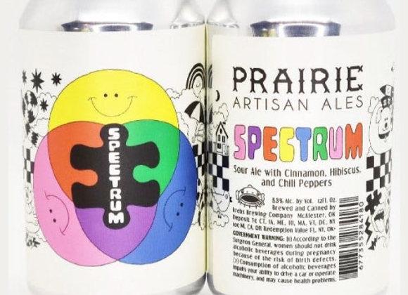 Prairie Spectrum (Sour Ale - 4 Pack x 12 oz.)