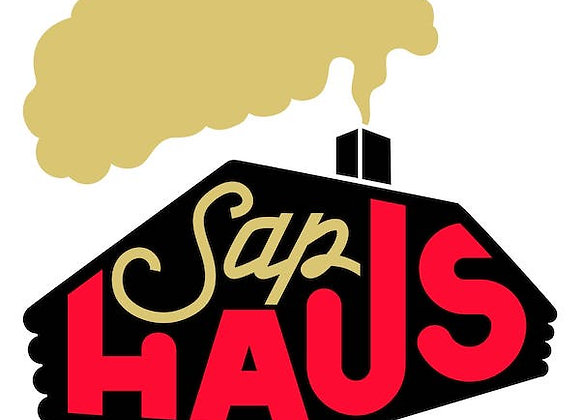 Oxbow Sap Haus (Smoked Beer - 4 Pack x 16 oz.)
