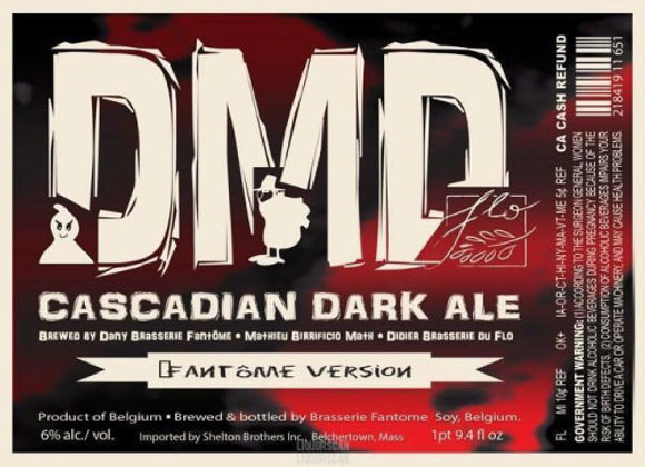 Fantôme DMD 2015 (Dark Saison - Single x 25.4 oz.)