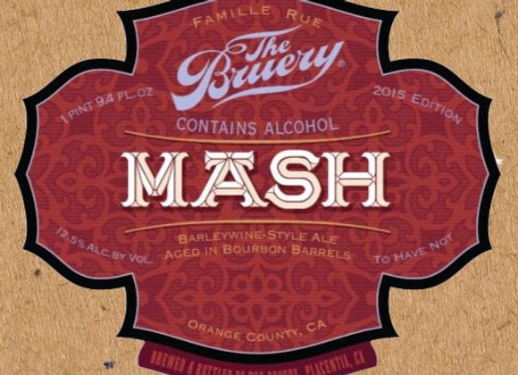 The Bruery Mash 2015 (English Barleywine - Single x 25.4 oz.)