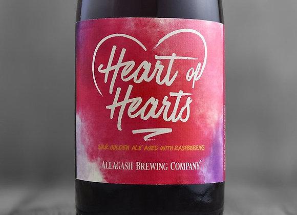 Allagash Heart Of Hearts (Flanders Red Ale - Single x 12.7 oz.)