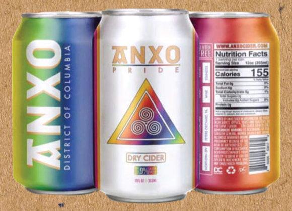 ANXO Pride (Dry Cider - 4 Pack x 12 oz.)
