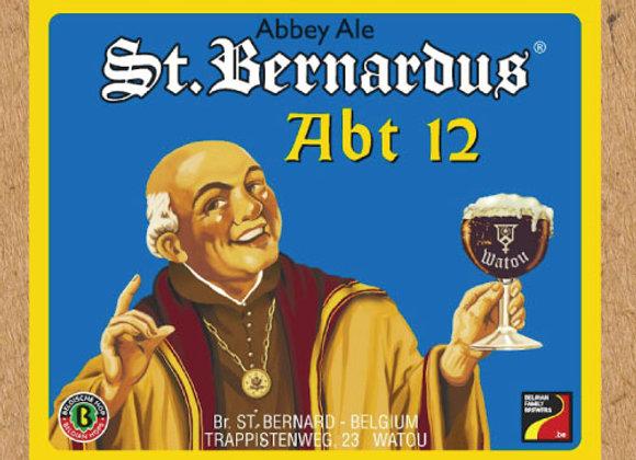 St. Bernardus Abt 12 (Grand Cru - Single x 25.4 oz.)